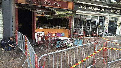 France : 13 morts dans l'incendie d'un bar