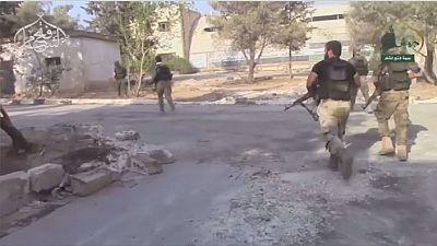 Syrie: l'Etat islamique perd le contrôle de Minbej