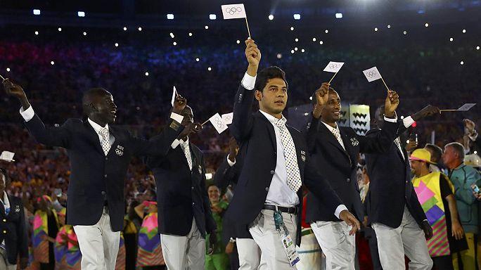 ريو2016: بعثة من عشرة رياضيين تُمثل اللاجئين