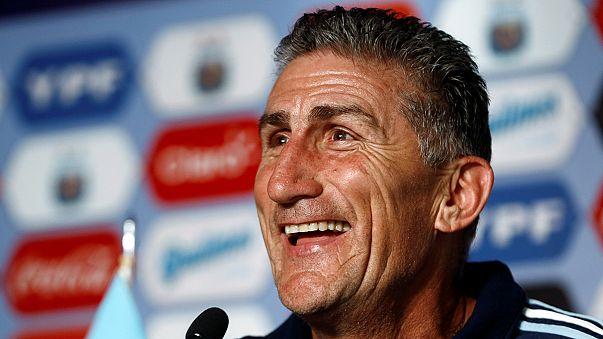 Le nouveau sélectionneur argentin Bauza compte sur Messi