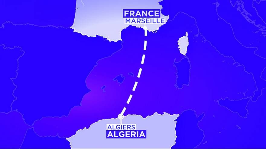 Disparition momentanée d'un avion entre Alger et Marseille