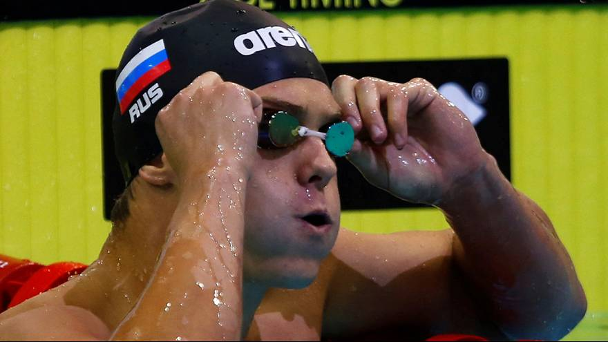 Russia's Morozov cleared to swim at Rio Games