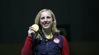 Rio 2016 : première médaille d'or pour les USA