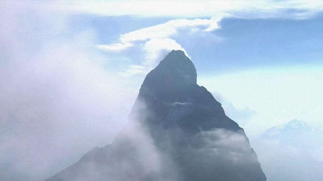 متسلقا جبال يلقيان حتفهما في جبل ماترهورن بسبب برودة الطقس