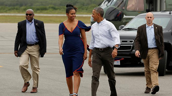 Obamas choose Martha's Vineyard for last vacation as first family