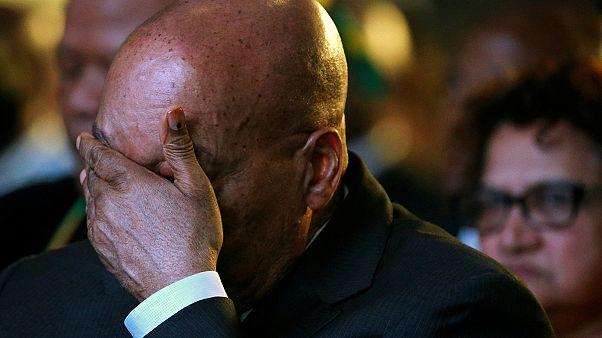 El partido de Nelson Mandela pierde la capital de Sudáfrica