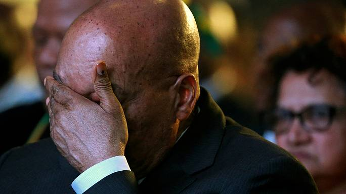 South Africa's ANC loses control of Pretoria in yet another election setback
