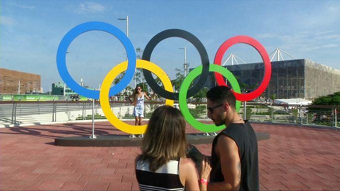 Sporseverler Rio'yu keşfetmenin heyecanını yaşıyor