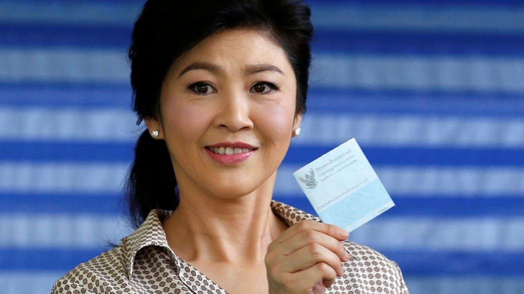 Таиланд голосует по проекту новой конституции