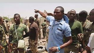 Nigerian troops killed in clashes with bandits in the central region