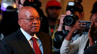 La ligue des femmes de l'ANC à la rescousse de Jacob Zuma
