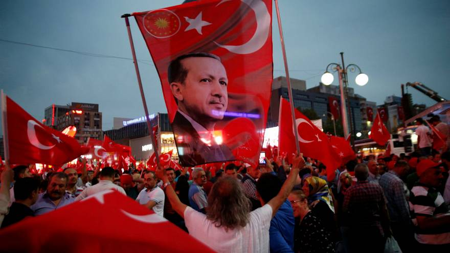 Kann man die Türkei mit Nazi-Deutschland vergleichen?