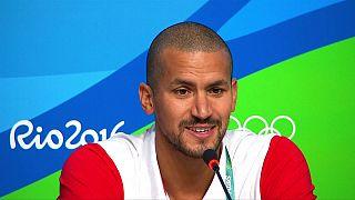 ملولی، شناگر مطرح تونسی به دنبال چهارمین مدال المپیکی