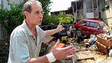 Viele Tote bei Überflutungen in Mazedonien