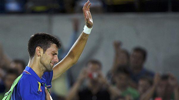 Rio'da Djokovic ve Williams kardeşlerden sürpriz veda
