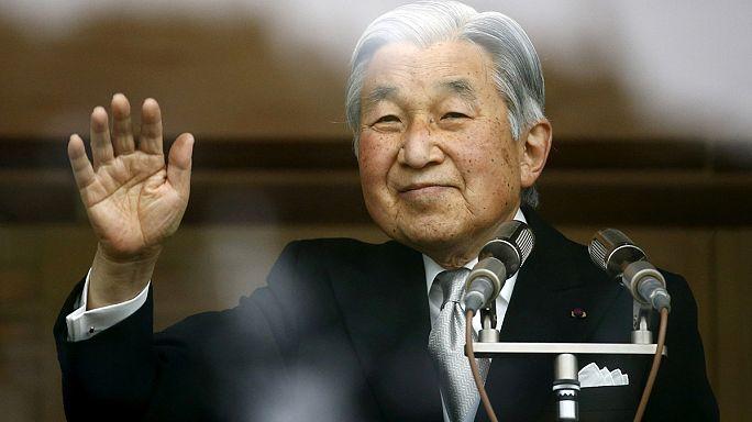 Japonya'da İmparator Akihito tahtı bırakıyor