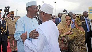 Chad: African leaders grace Deby's inauguration a day after violent protest