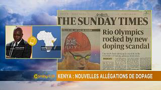Kenya athletic team manager accused of bribery [The Morning Call]