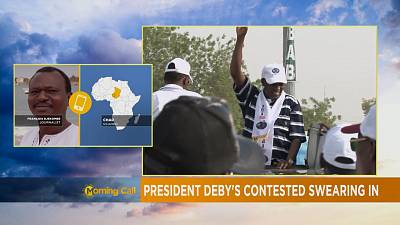 Tchad : Idriss Deby investi dans un contexte tendu [The Morning Call]