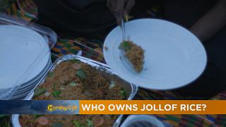 Who owns the Jollof rice? [The Morning Call]