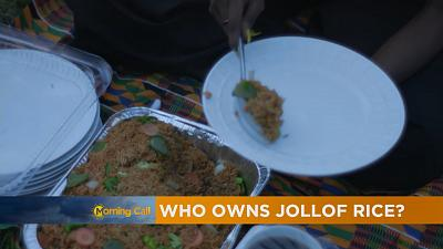 Les origines du riz Jollof [The Morning Call]