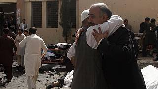 Scores killed in Pakistan hospital bomb attack