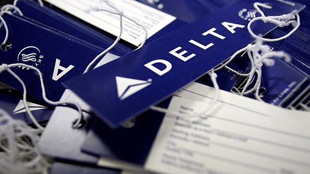 Ripresa dei voli Delta dopo panne del sistema informatico