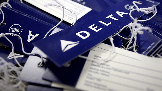 Delta uçuşları yeniden başladı