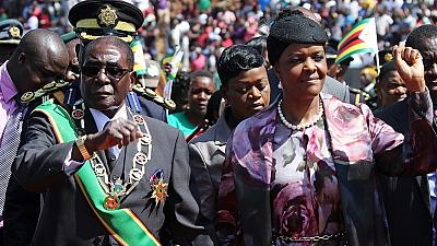 Mugabe preaches democracy at Heroes day celebration