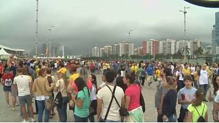 Twenty percent of tickets unsold at Rio