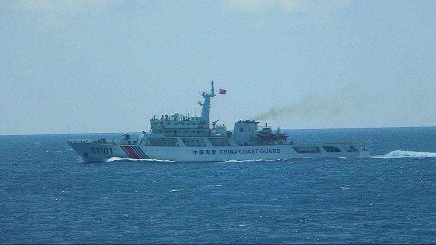 """Tensions en mer de Chine : cinq jours pour """"briser la glace"""""""