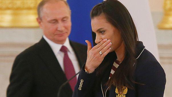 CAS dünya rekortmenine olimpiyat kapısını kapadı
