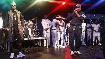 Première sortie officielle de Koffi Olomidé, au concert de Fally Ipupa
