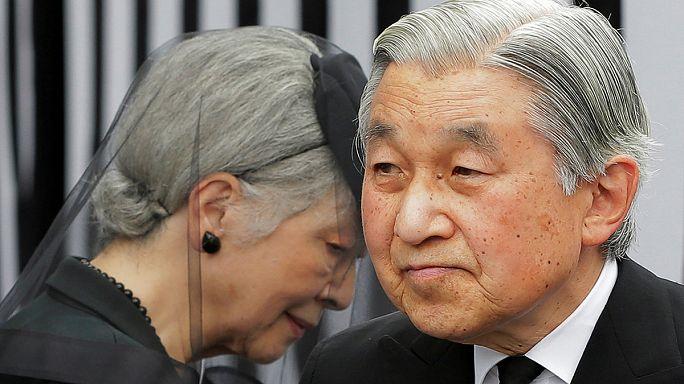 Japon Anayasası İmparatorun tahtı bırakmasına izin vermiyor