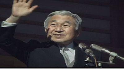 Japon : l'empéreur évoque son abdication dans un discours tétévisé