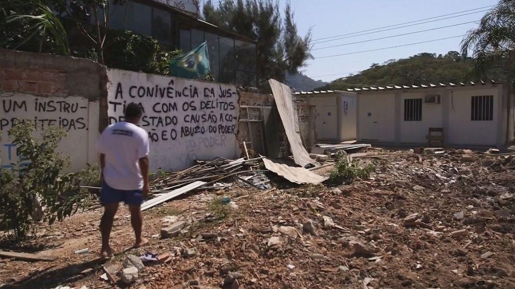 Олимпийская стройка в Рио-де-Жанейро: исчезающие фавелы