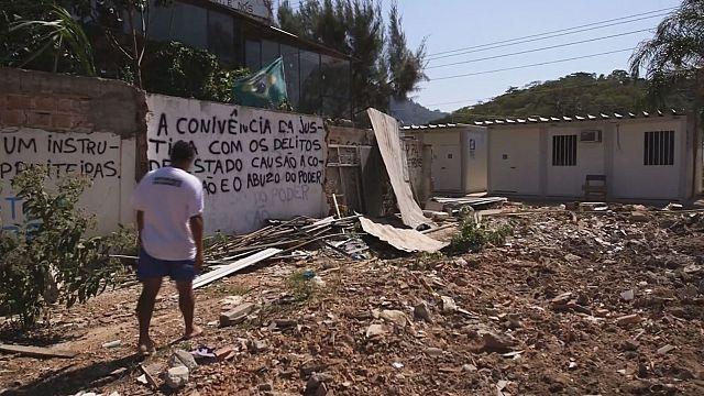 """مدينة الصفيح """"فيلا أوتودرومو"""" الوجه الآخر لألعاب ريو 2016"""