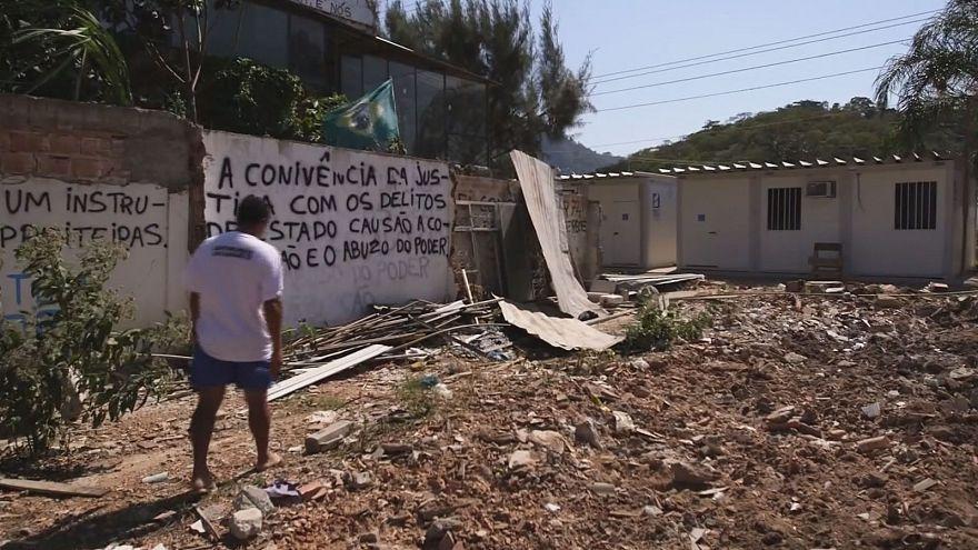 JO de Rio : Vila Autodromo, une favela sacrifiée