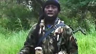 Shekau's 'personal responsibility': to fight Nigeria and the entire world