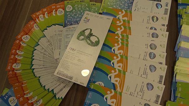دستگیری عوامل باند فروش بلیط های غیرقانونی بازیهای المپیک