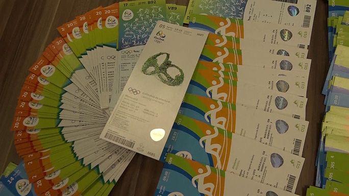اعتقال مدير لشركة خدمات رياضية بتهمة الاحتيال لبيع تذاكر اولمبياد ريو 2016