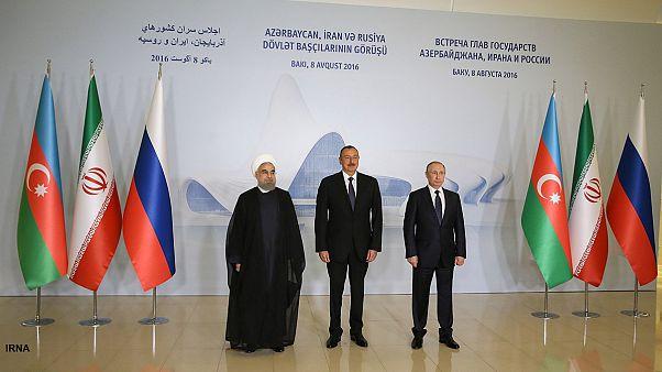 پایان نشست باکو: امضای ۶ سند همکاری ایران و جمهوری آذربایجان