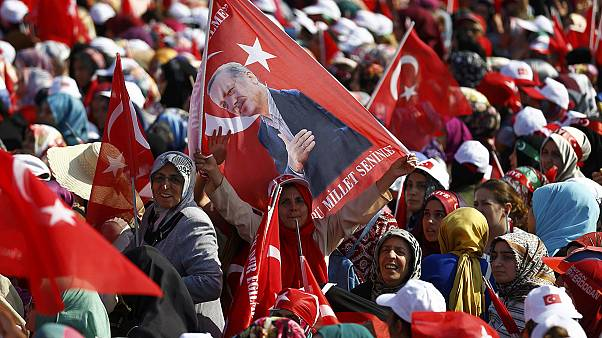 Turkey arrests 16,000 people following failed coup