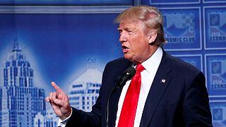 """Présidentielle américaine : """"sale temps"""" pour Donald Trump"""