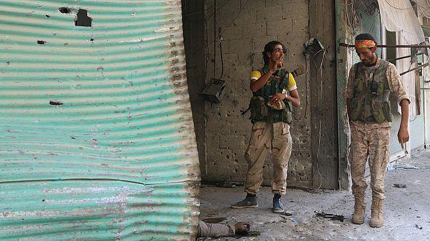 UN verlangt humanitäre Waffenruhe für Aleppo