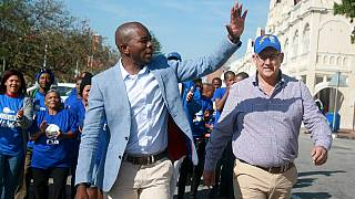 Mmusi Maimane hails new era of 'non-racial' politics in South Africa