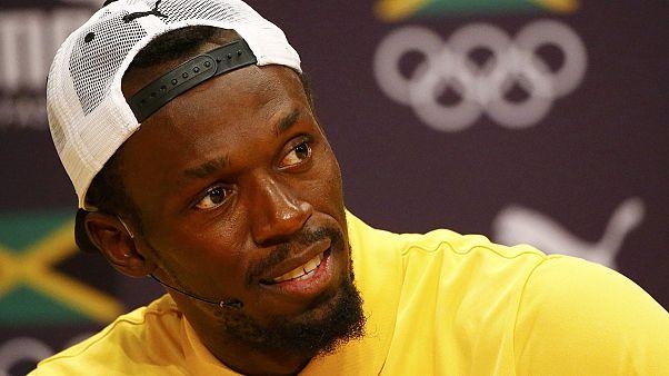 Usain Bolt Brezilya'da yeni rekor peşinde