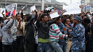 France and US express concerns over Ethiopia's crackdown on protesters