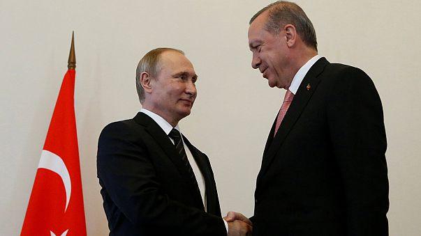 È pace tra Russia e Turchia