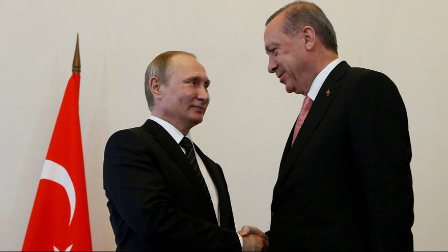Turkey / Russia : Relations on the mend